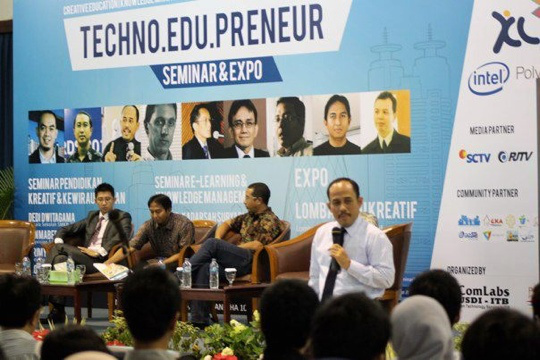 @pojokpendidikan @ITB Bandung, 31 Mei 2012