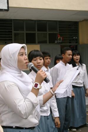 Dari siswa, oleh siswa untuk siswa