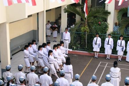 Paskibra SMK Negeri 3 Jakarta