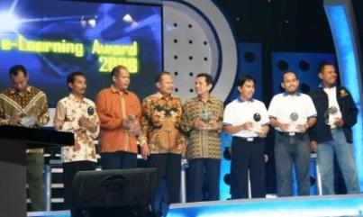 di pentas e-learning award 2008