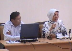 Hj. Rita Aryani, MM Kasi Kurikulum Subdis SMK Dinas Dikmenti DKI Jakarta