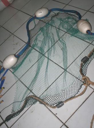 untuk tangkap ikan