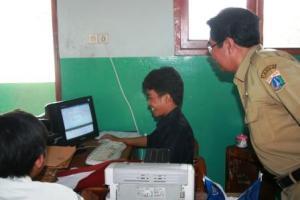 Bp H. Anwari monitoring