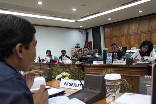 Bp. Armedi - Ketua K3SK DKI Jakarta