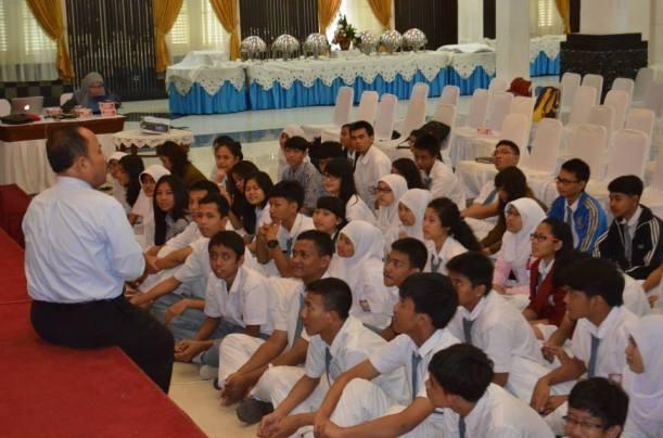 Bersama KIR SMA Jkt Pusat