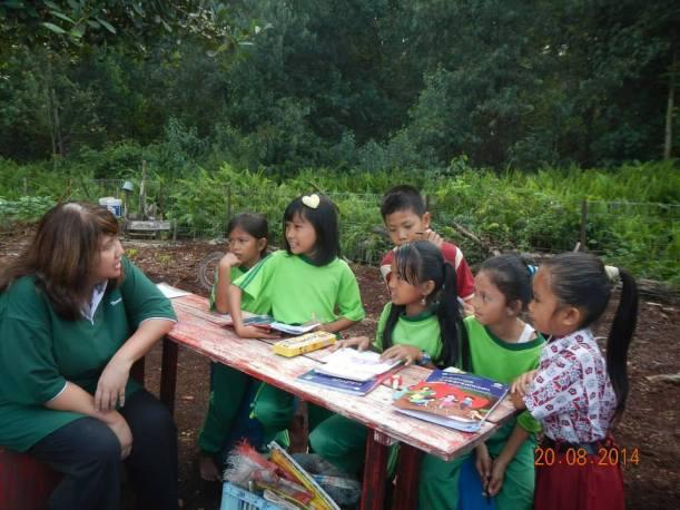 Sekolah Alam - SD Global Andalan Pelalawan Riau