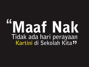 Poster Hari Kartini