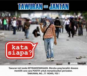 Tawuran-itu-Cowok-Bangets-Majalah-remaja-islam-Drise