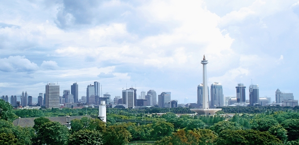 Jakarta-Panorama