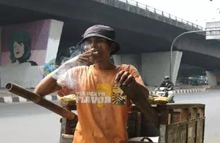 perokok miskin
