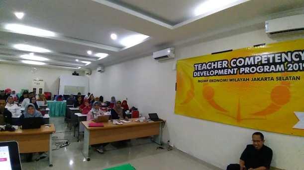 MGMP EKONOMI SMA SMAN 74 JAKARTA